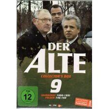 Der Alte - Collector's Box Vol. 09 (Folgen 146-160) - 5 DVD - Neu / OVP