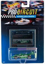 Hot Wheels Pro Circuit 1/64 Roberto Guerrero #26 Quaker State New On Card 1992