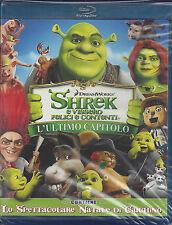Blu-ray DreamWorks «SHREK E VISSERO FELICI E CONTENTI ♥ L'ULTIMO CAPITOLO» 2010