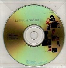 (CM689) Ludwig Amadeus, Hey Good Looking - 2007 DJ CD
