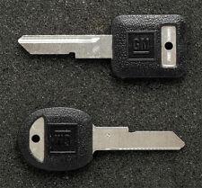 Buick Cadillac Chevy Oldsmobile Pontiac B44 B45 OEM Key Blanks Blank - E/H Keys