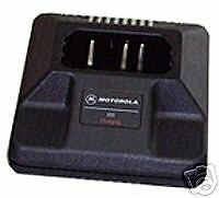 Motorola GP300 One-Way Rapid Charger & Power Supply