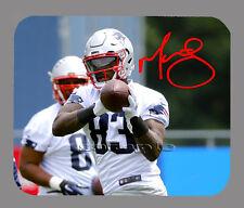 Item#3925 Martellus Bennett New England Patriots Facsimile Autographed Mouse Pad