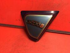 Seitenverkleidung Side Cover Verkleidung Honda CB 650 Custom 83610-460