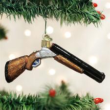 Shotgun Glass Ornament
