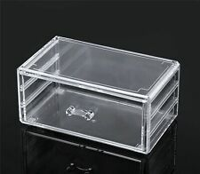 DS-4042 - Large Capacity Cosmetic & Jewelry Storage Box Organizer slide drawer