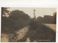 Hoggs Hill Crawley Sussex Vintage RP Postcard 654b