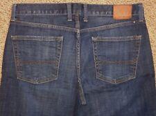 LUCKY BRAND Men's INDIGO Jeans 361 VINTAGE Straight 34W x 28L~LUCKY YOU! Sz. 34!