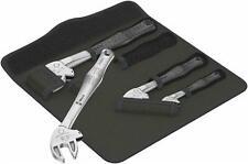 Wera 4 Piece 6004 Joker Self Setting Adjustable Spanner Wrench Set,Wallet,020110