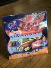 Littlest Pet Shop Teensies Pencil Case Ultra Rare! Retired School Supplies 2008