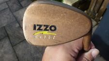 IZZO Sand Wedge 56* 12* Bounce Graphite Rifle