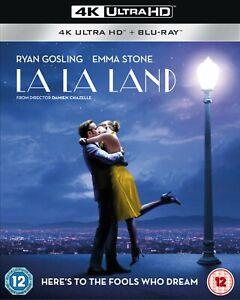 La La Land (4K Ultra HD + Blu-ray)