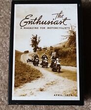 Harley Davidson Enthusiast Boxed greeting note Card Set New