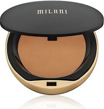Milani Conceal + Perfect Shine-Proof Powder, [08] Medium Deep 0.42 oz