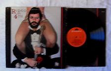 Ringo Starr – Ringo The 4th  LP