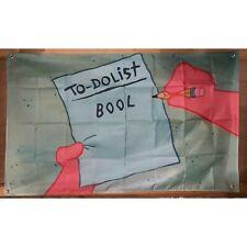 To Do List: Bool 3 x 5 Feet Flag Banner College Dorm Frat