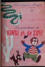 Les aventures de Ringi et de Zofi n° 1 à 6