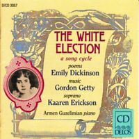 ordon Getty - Getty: The White Election [CD]