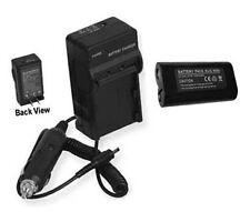 1700mAh Battery + Charger for Ricoh Caplio DB-50 DB50