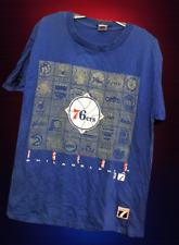 664ff2f1c7 Vintage Rare Philadelphia 76ers t shirt Charles Barkley Hersey Hawkins