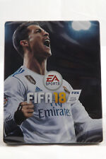 FIFA 18 Steelbook (PS3/PS4/Xbox 360/Xbox One) ohne Spiel, TOP, NEU & OVP!