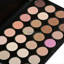 Professional 28 Color Neutral Warm Nude Eyeshadow Palette Eye Shadow Makeup Kits