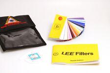LEE Filter Pocket Edition Heft mit LEE Filterheft, Zuschneideschablone und Etui