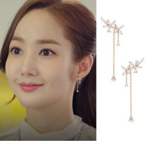STONE HENGE T0768 EARRINGS Whats wrong with secretary kim EARRINGS Korea Arafeel
