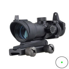 Tactical 1x32 Rifle Scope Holographic Illumination Red /Green Dot sight Scope