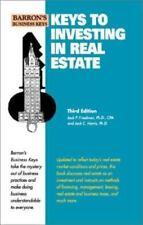 Keys to Investing in Real Estate (Barron's Business Keys), Harris, Jack C., Frie