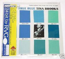 TINA BROOKS / True Blue JAPAN Mini LP BLUE NOTE CD w/OBI TOCJ-9018