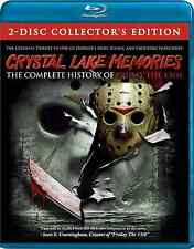 Crystal Lake Memories Complete History of Friday The 13th DVD Bluray Collectible