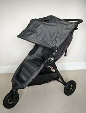 Baby Jogger City Mini GT Single Pushchair, Charcoal Denim Grey LTD EDITION. 2017