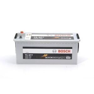 Batería De Arranque Bosch 0092T50770 T5 para Daf Iveco Leyland Man Mercedes Benz