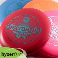 Discmania Le Dealer Stamp D Line P1X *pick a color* Hyzer Farm disc golf putter