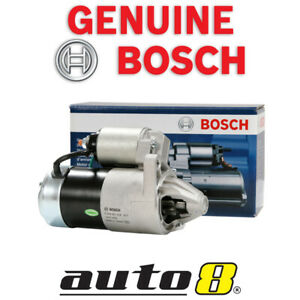 Genuine Bosch Starter Motor for Nissan Pulsar N14 N15 N16 1.6L 1.8L Petrol