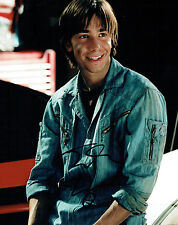 Justin LONG SIGNED Autograph 10x8 Photo AFTAL COA KEVIN Herbie Fully Loaded