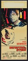 Plakat DETECTIVE'S Story Paul Newman Winters Bacall Wagner B L35