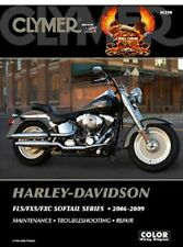 CLYMER MANUAL HARLEY DAVIDSON SOFTAIL DEUCE 2006-2007 & SPRINGER SOFTAIL 2006