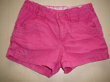 H & M HELLO KITTY fantastici pantaloni corti/shorts tg 98 ROSA!!!