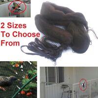Veggie Patch Garden Netting Farmer Farm Crop Bird Pest Net Fruit Tree Protection