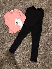 Girls Size 10 12 Lot Gymboree Justice Pants Shirts