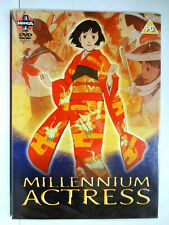 """ MILLENNIUM ACTRESS "" -  (DVD 2005).....MANGA....NEW & SEALED."