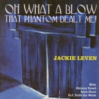 Jackie Leven-Oh What A Blow That Phantom Dealt Me! CD Live  New