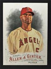 2016 Topps Allen and Ginter #211 Albert Pujols - NM-MT
