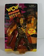 WCW Monday Nitro STING Crow Autographed Signed Action Figure