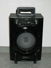 LED-Lautsprecherbox Trolley Bluetooth Karaoke ***Neuwertig mit OVP***