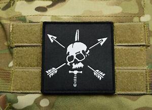 Special Forces Woven Uniform Patch SFARTAETC Nous Defions CIF CQB Green Beret SF