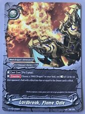 FUTURE CARD BUDDYFIGHT LORDBREAK FLAME GALE (MAX DRAGON) S-BT03/0039EN U FOIL