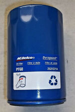 ACDelco PF60 - Engine Oil Filter (Lot of 6)